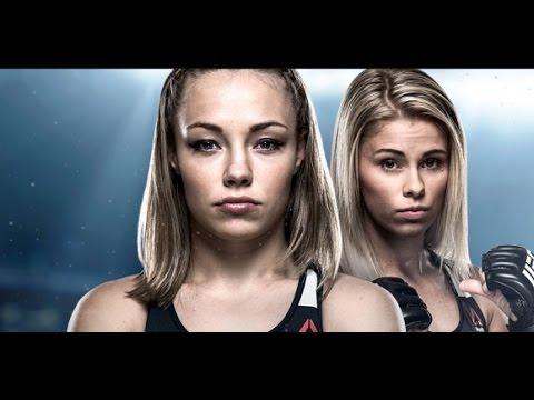 Fight Night Las Vegas: Namajunas vs VanZant - Joe Rogan Preview