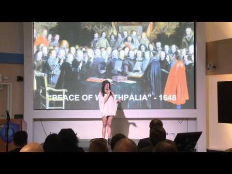 Toni Lane Casserly, Bitnation - Governance 2.0 Civic Tech Showcase Presentation