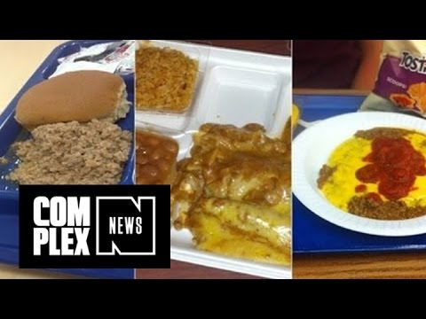 Prison Industrial Complex Supplying School Lunches to Students Across America