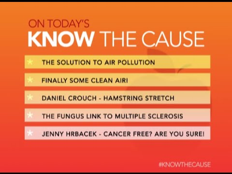 The Fungus Link to multiple Sclerosis - Know The Cause - 1st Episode (10122)