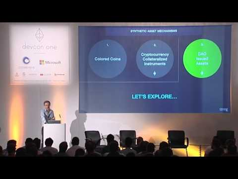 DEVCON1: Synthetic Assets - Dominic Williams