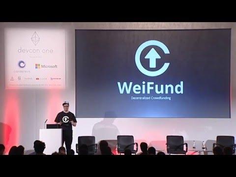 DEVCON1: Weifund & Boardroom - Nick Dodson