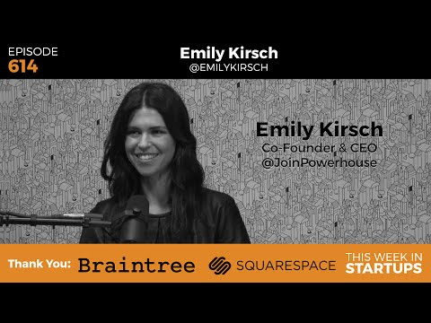 Cofounder Emily Kirsch leads the charge w/Powerhouse, world's 1st accelerator dedicated to solar