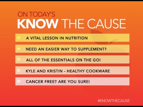 A Vital Lesson In Nutrition - Know The Cause - 2nd Episode (10205)