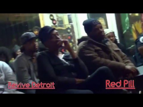 Building With The Gods  Introducing Red Pill in Detroit #FACTS