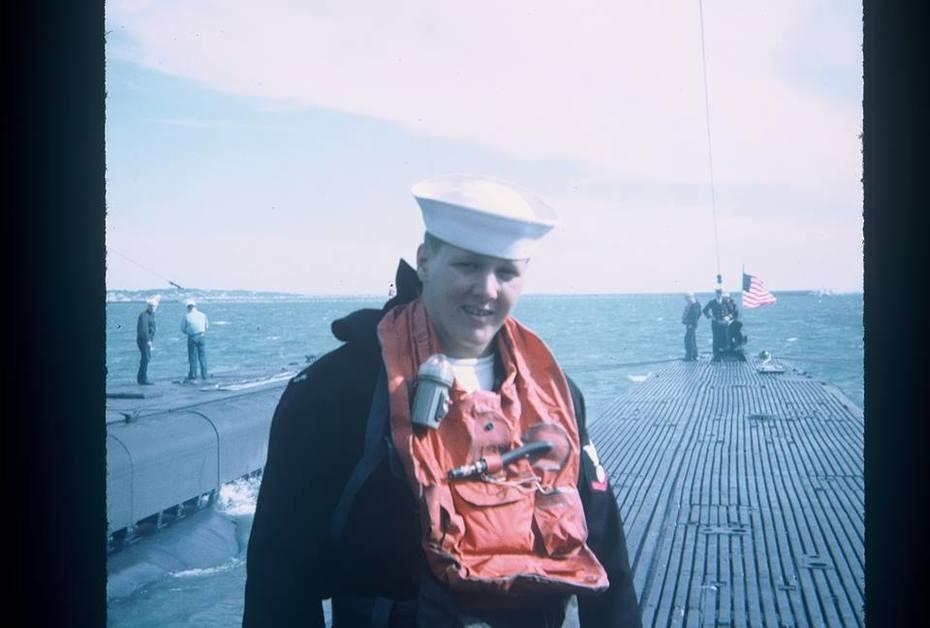 Qual boat USS Atule SS403