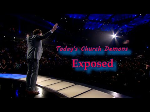 Today's Church Demons (Exposed)