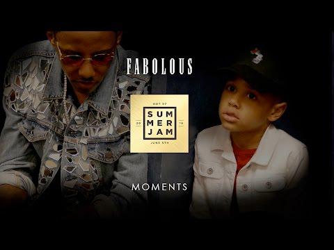 Summer Jam 2016 Fabolous Moments