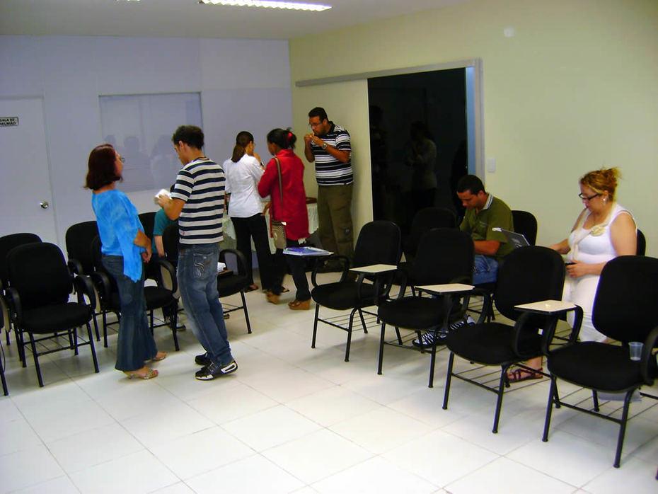 Grupo de Trabalho de Patrimônio Cultural em Reunião / Jirau, Porto Velho 29/11/2010