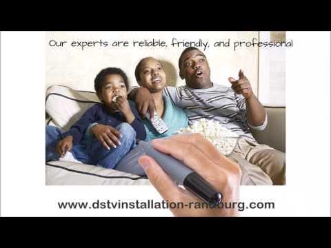 DSTV Installation Randburg Company Video