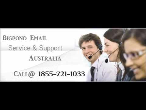 BigPond Technical Support Number Australia 1855-721-1033