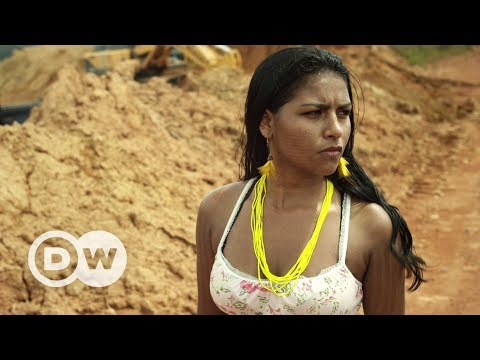 Dirty gold war - the human cost of luxury | DW Documentary