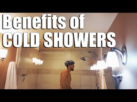 Health Benefits of Cold Showers, Water Therapy or Hydrotherapy