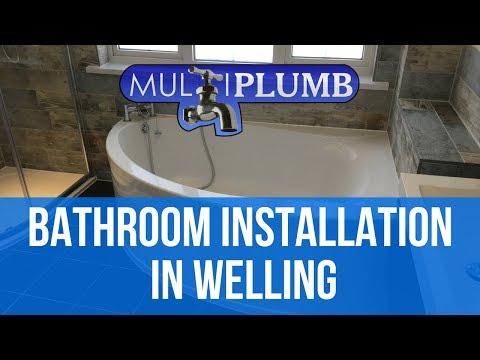 Bathroom Installation Welling Kent MultiPlumb Bathrooms Plumbing Heating | Bathroom Fitting Welling