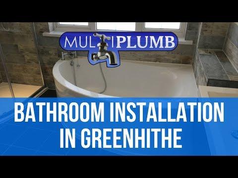 Bathroom Installation Greenhithe MultiPlumb Bathrooms Plumbing Heating | Bathroom Fitting Greenhithe