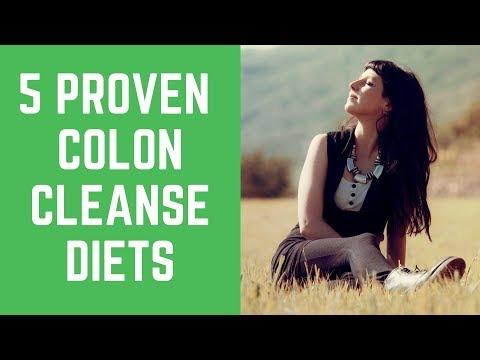 5 Proven Ways For Colon Cleanse Diet