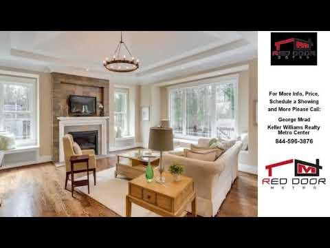 Vienna Real Estate Agent | 10004 WOODROW STREET, VIENNA, VA Presented by George Mrad.