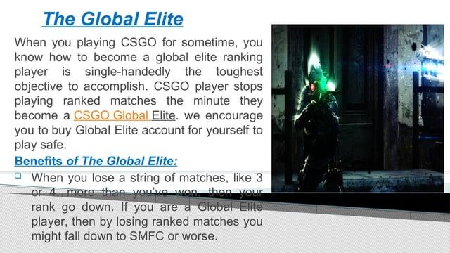 Improve Your CSGO Ranking with Buy CSGO Smurf Ranked Accounts