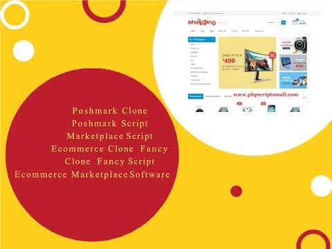 Fancy Clone Script | ecommerce Marketplace Software