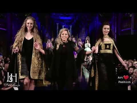 Lulu Harazin New York Fashion Week Powered by Art Hearts Fashion NYFW FW/18