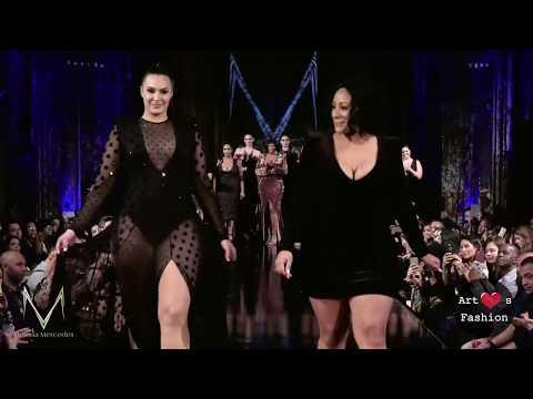 Melissa Mercedes New York Fashion Week Powered by Art Hearts Fashion NYFW FW/18
