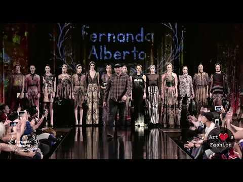 Fernando Alberto Atelier New York Fashion Week Powered by Art Hearts Fashion NYFW
