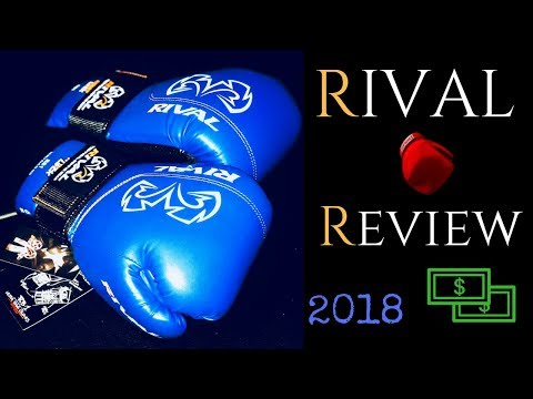 Rival RB1 Ultra Bag Glove Review 2018