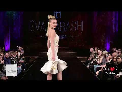 Eva Habashi New York Fashion Week NYFW Powered by Art Hearts Fashion FW/18