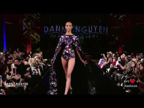 Danny Nguyen New York Fashion Week Powered by Art Hearts Fashion NYFW FW/18