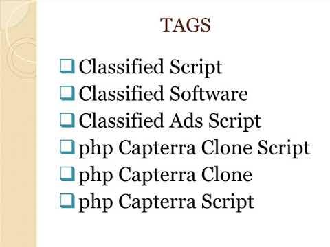 PHP Capterra Clone Script   PHP Capterra Clone   PHP Capterra Script