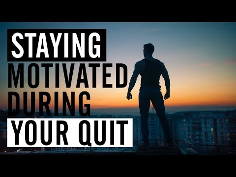 Staying Motivated To Quit Smoking: Use These Tips To Keep You On Track During Your Quit