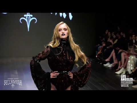 Candice Cuoco at Los Angeles Fashion Week powered by Art Hearts Fashion LAFW