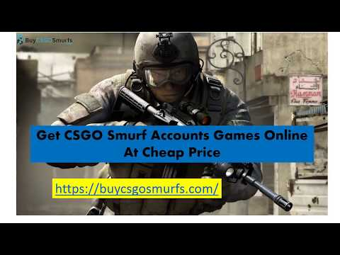 Buy CSGO Smurf Account Game for sale at Online with buycsgosmurfs