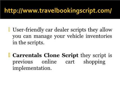 Hertz Clone    Carrentals Clone Script   Carrentals Clone   Autotrader Clone Script