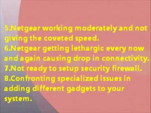 Netgear Extender Support  CONTACT US AT  +1-800- 643-0399