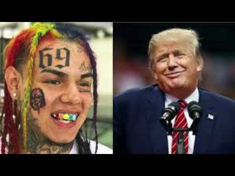 Politics AS Usual (1 of 2) Trump VS Tekashi 69 ? Young Hass, Number 9, Tomas Herazo