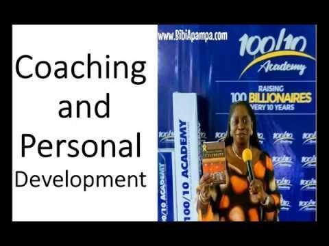 Bibi Apampa on Coaching and Personal Development