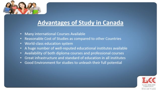 What is the Need of Study Visa Consultants for Canada?