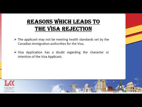 What are the Causes of Canadian Visa Rejection?