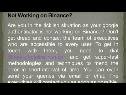 Binance Customer Support Helpline    Phone Number