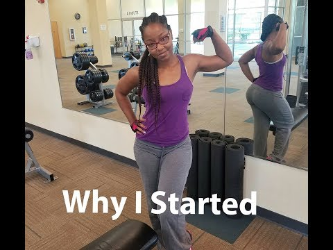Why I started my fitness journey/ Testimony Time