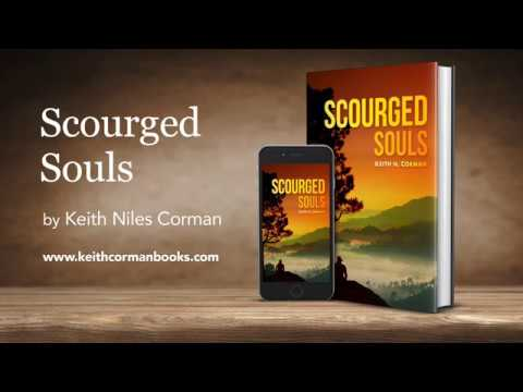 Scourged Souls by Keith N. Corman Book Trailer