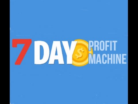 7 Day Profit Machine Binary Options Trading Software, yet another Binary Options program?