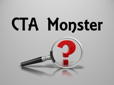 CTA Monster review, just what is CTA Monster?