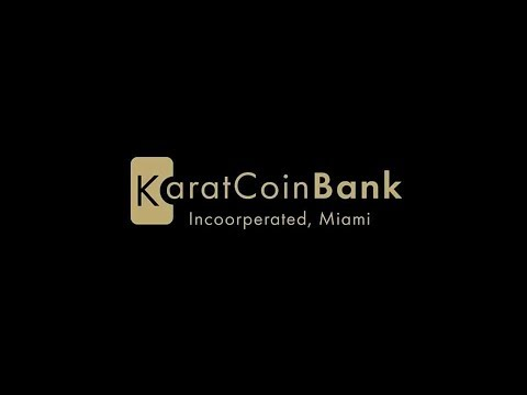 #KCBank / #Karatgold / #Karatbars- The Future is NOW!!!!