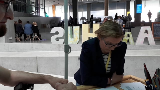 Next Library 2017 - Voxpop: Petar Lukacic & ...
