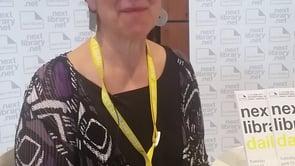 Next Library 2017 - Voxpop: Maxine Bleiweis