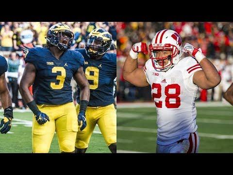 College Football Predictions - Week 12