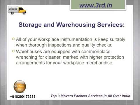 Get Affordable Packers and Movers Services Provide