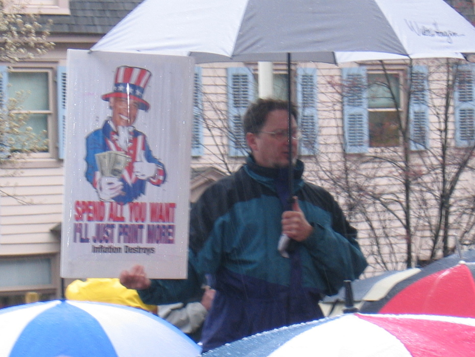 Blair County Tea Party Apr. 15 2009
